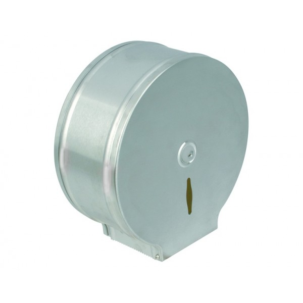Jumbo Metal Toilet Paper Dispenser 200m Roll Hotellitarbed