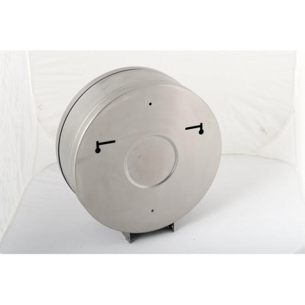 Jumbo Metal Toilet Paper Dispenser 400m Roll Hotellitarbed