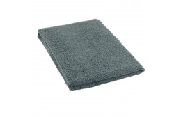 Grey terry towel 50*70 cm