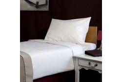 Pillow case 55*80 cm (tube) white