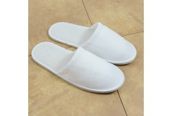 Terry slipper closed toe (5mm sole)