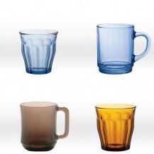 Joogiklaasid värvilised