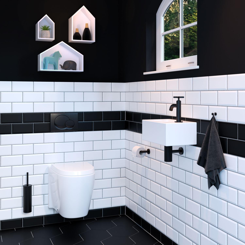 Nemox Black vannituba