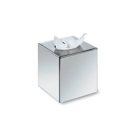 Tissue dispenser (cube, plastic)