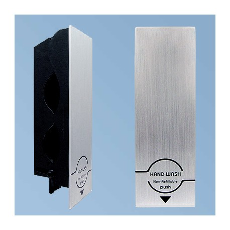 Wall bracket for hand wash Senser, aluminium