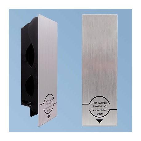 Dosaator kehašampoonile Senser alumiinium
