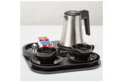 Hospitality tray set 500 ml, black