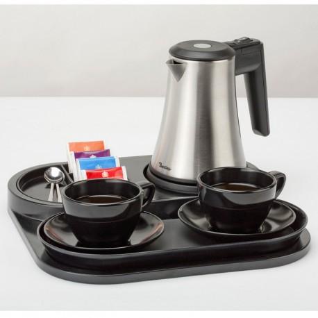 Hospitality tray set 500 ml, black