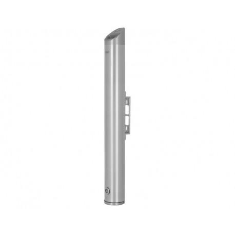 Seina tuhatoos õue 3,4 L, toru, harjatud alumiinium