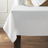 Table cloth (square) 140*140 cm, 50% COT/50% POL