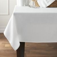 Laudlina (ristkülik) 140*180 cm valge, 50% PV/50% PE