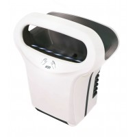 Jet hand-dryer automatic 1200 W, white