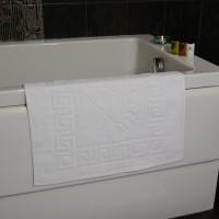 Bath mat 50*70 cm, 400 g/m2 feet picture