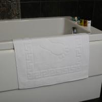 Bath mat 50*70 cm, 700 g/m2 feet picture