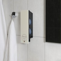 Wall bracket for hand wash Senser white