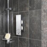 Wall bracket for shampoo Senser aluminium