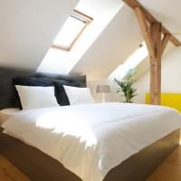 Bed sheet 250*270 cm white