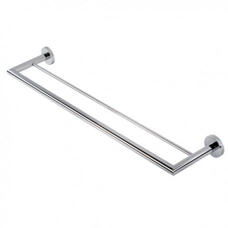 Towel rail 60 cm, double