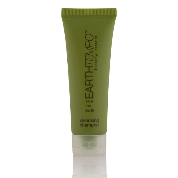Shampoo 30 Ml Earth Tempo Hotellitarbed
