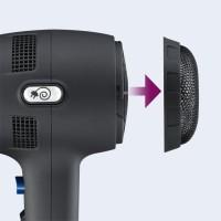Hair dryer 1800 W, black