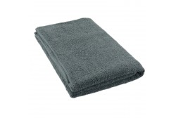 Håndklæde grå 75*150 cm