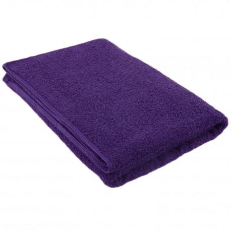 Полотенце фиолетовый 75*150 см