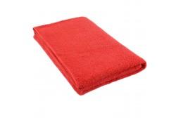 Håndklæde rød 75*150 cm