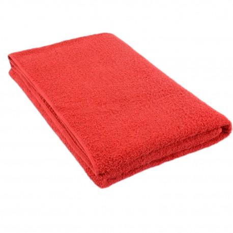 Полотенце красное 75*150 см