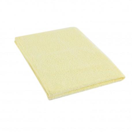 Beige terry towel 50*70 cm