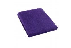 Violet terry towel 50*70 cm