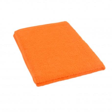 Полотенце оранжевое 50*70 см