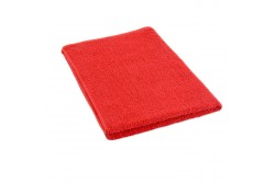 Red terry towel 50*70 cm