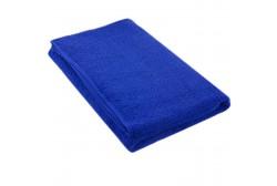 Blue terry towel 75*150 cm