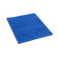Полотенце синее 30*50 см