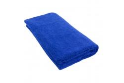 Полотенце-одеяло синее 100*200 см