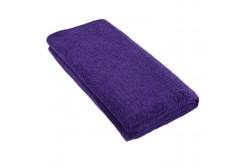 Terry duvet violet 100*200 cm