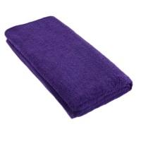 Полотенце-одеяло фиолетовый 100*200 см