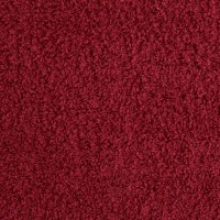 Terry duvet burgundy red 100*200 cm