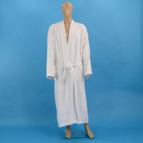 Махровый халат XL белый