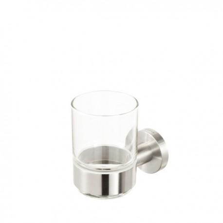 Держатель для стакана со стаканом