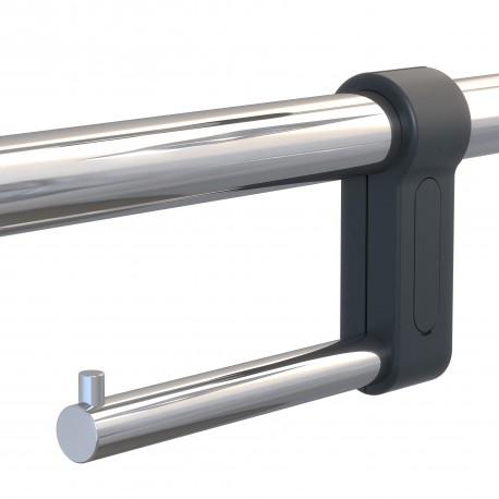 Toilet roll holder for 915804-02 Geesa