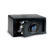 Minisafe internal light, medium-sized, black