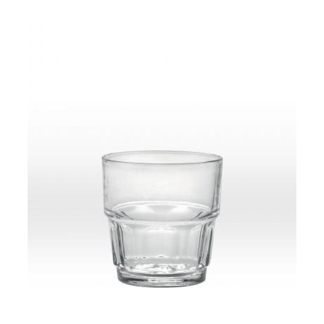Tumbler 20 cl, tempered glass