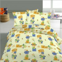 Bed sheet 150*220 cm, children