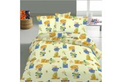 Bed sheet 90*160 cm, children