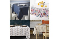 Table cloth (round) diam. 140 cm, Teflon