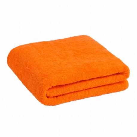 Sauna towel orange 90*170 cm