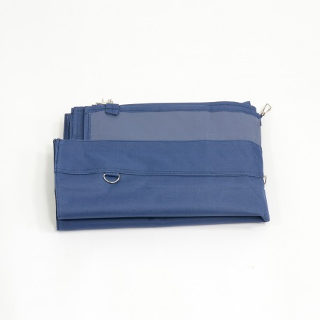 Spare blue bag for dirty linen cart CFG3