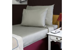 Duvet cover 150*220 cm grey single
