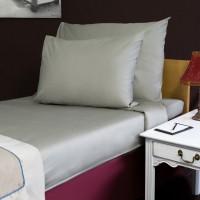 Duvet cover 150*220 cm grey single
